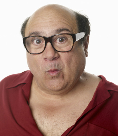 Blowing Mr. DeVito